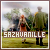 Sazh and Vanille (Final Fantasy XIII):