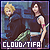 Final Fantasy VII: Cloud Strife & Tifa Lockhart